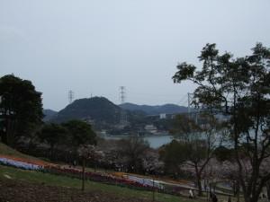Mimousogawa-puisto Hinoyamalla