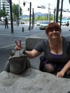 Insadong, Silja & sammakko